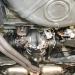 MB W126 560 SEL-Hinterachse-nachher