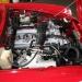 Alfa Spider 2.0 Bj. 1991-Motorraum-nachher
