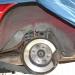 Alfa Spider 2.0 Bj. 1991-Radhaus-vorher