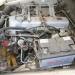 MB W111 220 SE Cabrio Bj. 1964-Motorraum-vorher