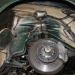 MB W111 280 SE Cabrio Bj. 1970-vorne-rechts-nachher